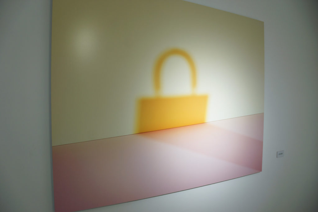 Artist: Jenny Von S0MMERS -Pink Yellow Shadow 2011.
